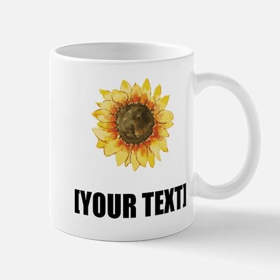 Sunflower Personalize It! Mugs
