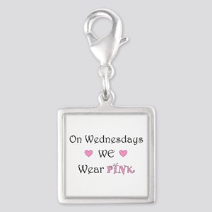 On Wednesdays we wear Pink Charms