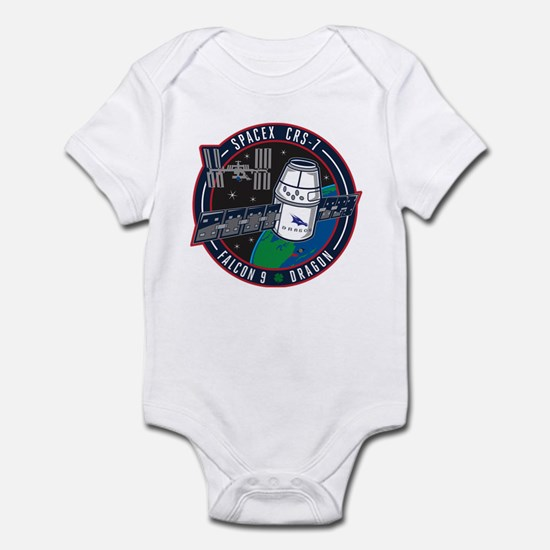 CRS-7 Logo Infant Bodysuit
