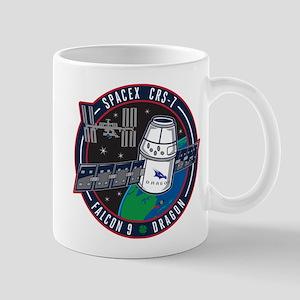 CRS-7 Logo Mug