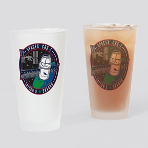 CRS-7 Logo Drinking Glass