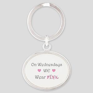 On Wednesdays we wear Pink Keychains