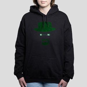 Heisenberg art Women's Hooded Sweatshirt