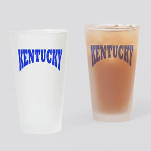 Kentucky Drinking Glass