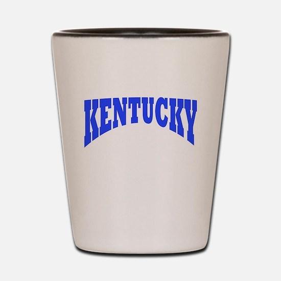 Kentucky Shot Glass