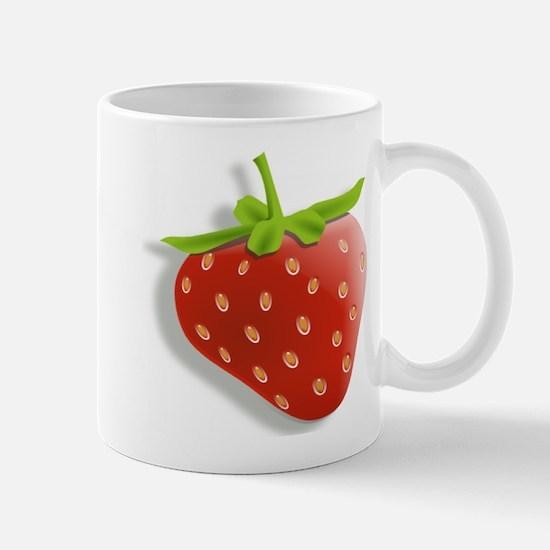 Strawberry Mugs