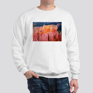Bryce Canyons Arch at Sunset Sweatshirt