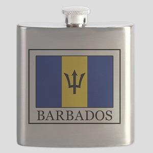 Barbados Flask