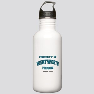 Property of Wentworth Stainless Water Bottle 1.0L