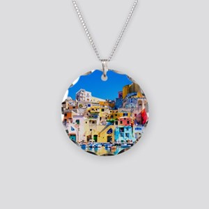 Naples Italy Necklace