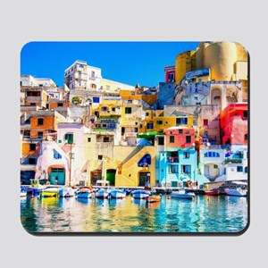 Naples Italy Mousepad