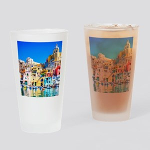 Naples Italy Drinking Glass