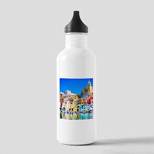 Naples Italy Water Bottle