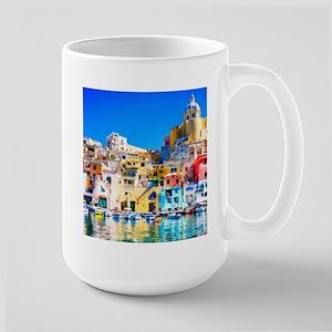 Naples Italy Mugs