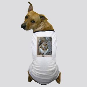 Enjoying a Treat Dog T-Shirt