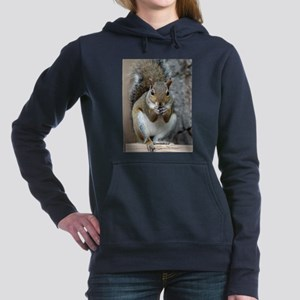 Enjoying a Treat Women's Hooded Sweatshirt
