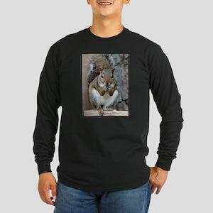 Enjoying a Treat Long Sleeve T-Shirt