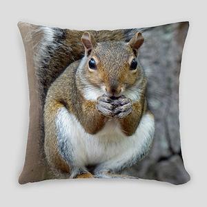 Enjoying a Treat Everyday Pillow