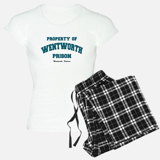 Property Of Wentworth Women's Light Pajamas