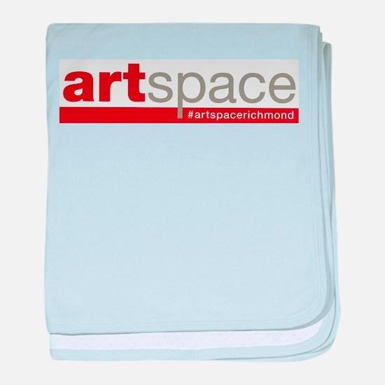 artspace richmond logo baby blanket