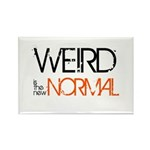 Weird is the New Normal Rectangle Magnet (10 pack)