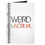 Weird is the New Normal Journal