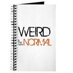Weird is the New Normal Journal