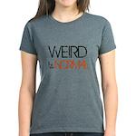 Weird is the New Normal Women's Dark T-Shirt