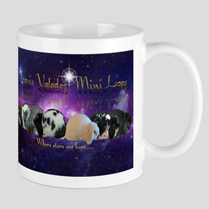 Travis Valadez Mini Lops Mugs