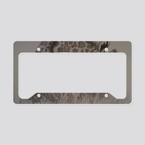 giraffe License Plate Holder