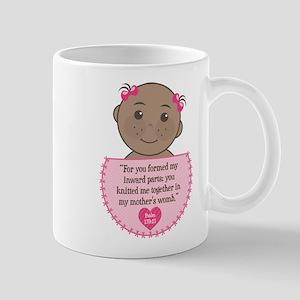 Pro-Life Psalm 139:13 Mug