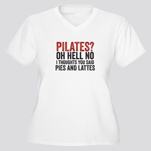 PILATES? I THOUGHT YOU SAID PIES AND LATTES Plus S