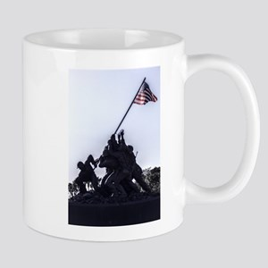 Iwo Jima Memorial Mugs