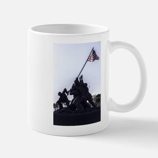 Iwo Jima Memorial Mugs
