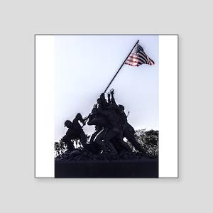 Iwo Jima Memorial Sticker