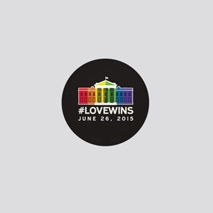 #LoveWins Mini Button