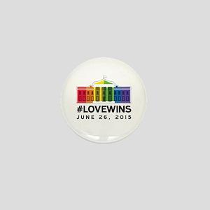 #LoveWins Mini Button