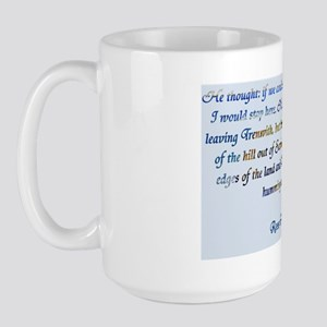 Ross Poldark Large Mug