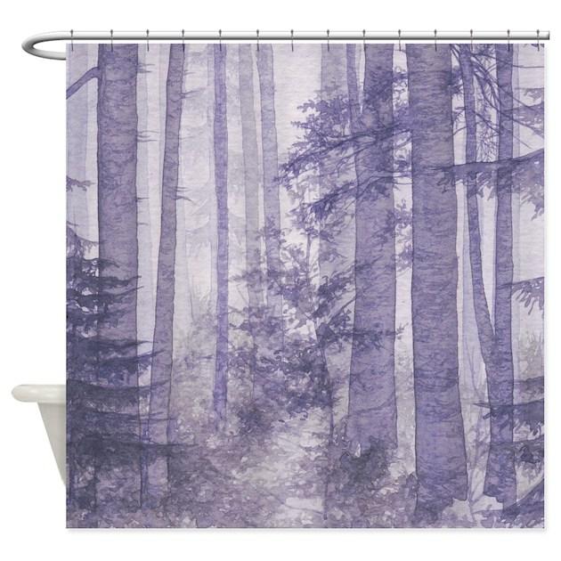 Purple Shower Curtains | CafePress