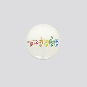 PRIDE Mini Button