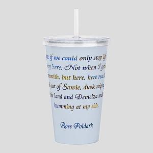 Ross Poldark Acrylic Double-wall Tumbler