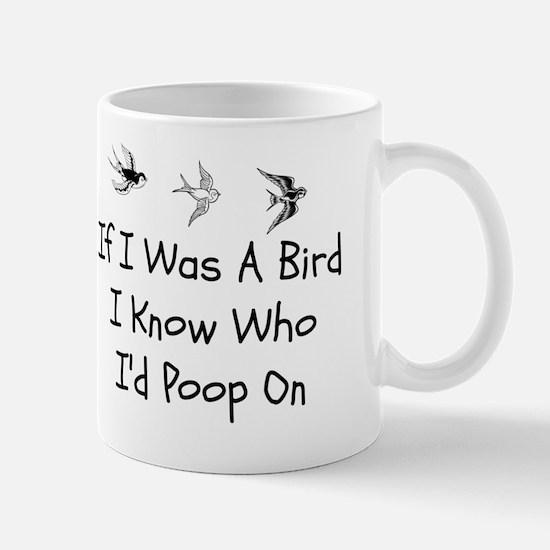 If I Was A Bird Mug