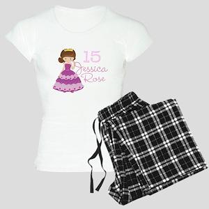Pink Dress Women's Light Pajamas