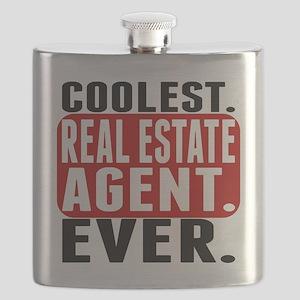 Coolest. Real Estate Agent. Ever. Flask