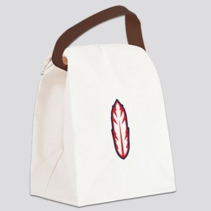 Indians Canvas Lunch Bag