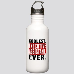 Coolest. Executive Assistant. Ever. Water Bottle