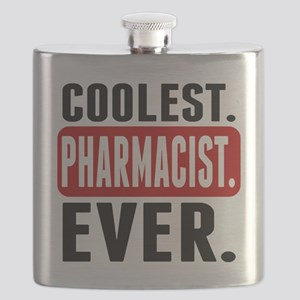 Coolest. Pharmacist. Ever. Flask