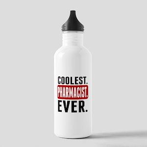 Coolest. Pharmacist. Ever. Water Bottle