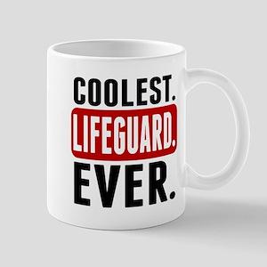 Coolest. Lifeguard. Ever. Mugs