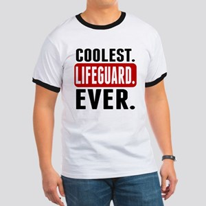 Coolest. Lifeguard. Ever. T-Shirt